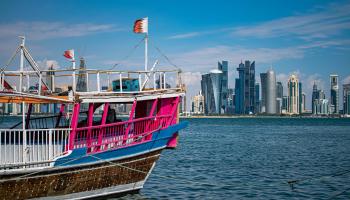 Reis naar de Perzische Golf in 2022